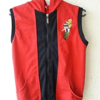 Ben 10 red hood jacket