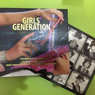 [PRICE REDUCE] SNSD MR MR ALBUM