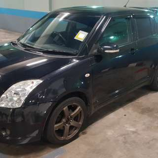swift 1.3a cvt keyless