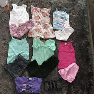 4y Preloved Baby Girl Clothes