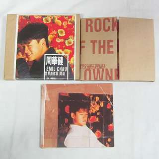 Emil Chau 周華健 1997 Rock H.K. Chinese CD ROD 5152