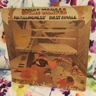 Stevie Wonder lp vinyl - fulfillness