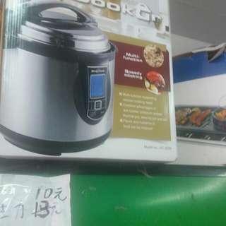 全新氣壓煲