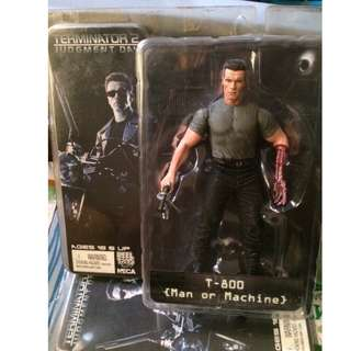 Terminator Judgment Day Sealed item