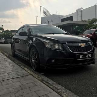 Chevrolet Cruze AT 1.8 Special Edition