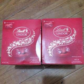 LINDOR 2盒