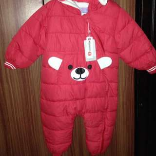 New Baby Winter Jacket