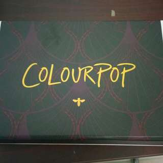 Colourpop Love A Flare Super Shock Shadow Collection #15OFF
