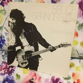 Bruce Springsteen- born to run - lp vinyl
