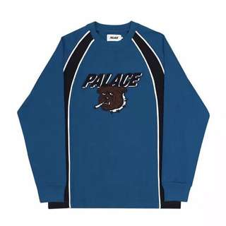 Palace Pipe Long Sleeve Top