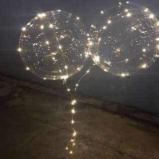 LED helium balloon - 18inches