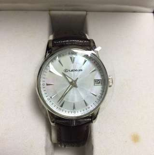 Lexus watch (new)