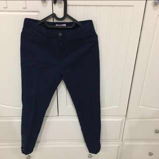 Navy Pants Colorbox