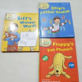 Biff Chip and Kipper
