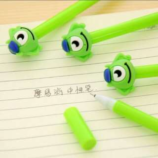 [Fast deal Clearance] 50 Mike The Monster Gel Pen