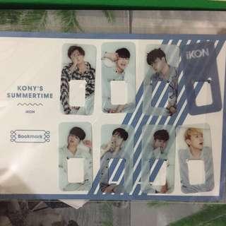 iKON-bookmark
