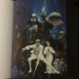 """Poster #10 From """"Star Wars A Poster Collection"""""""