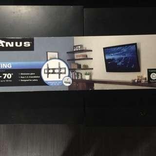 Sanus - VMPL50A-B1 -Tilting TV Wall Mount (Perfect for Samsung TV)