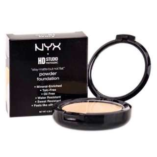 Nyx powder foundation stay matte from US