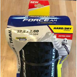 Michelin Force AM 27.5 × 2.6