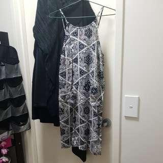 Geometric summer dress