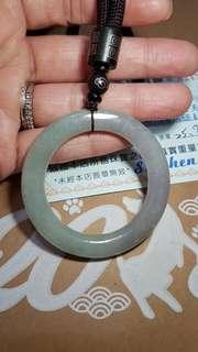 手鐲心玉環項鍊