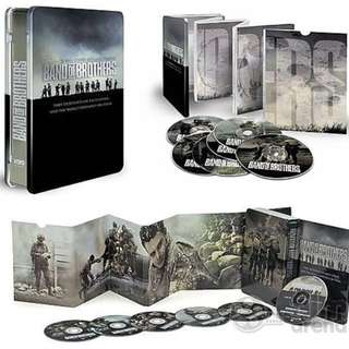 Band of Brothers (steelbook Box)