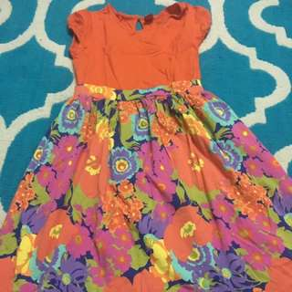 Dress kidss flower