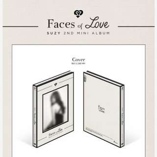 [PO] SUZY - FACES OF LOVE