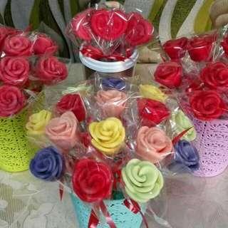 Pastillas flowers
