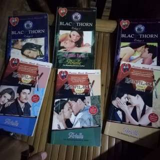 PHR Pocketbooks (Arielle's Kampilan and Blackthorn Trilogy)