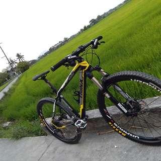 For sale. Whole bike MTB. Trinx x7 26'er, medium