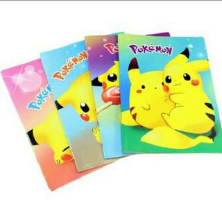 [Fast Deal Clearance] 80 A5 Pokemon Notebook
