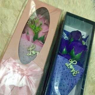Scent Soap Flower Bouquet