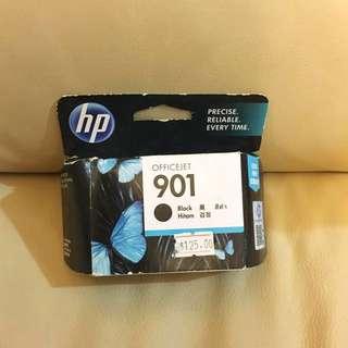 HP 901 黑色墨 (CC653AA)