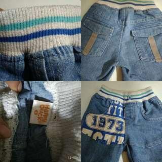 Calan jeans denim bayii
