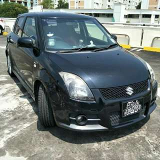 Suzuki Swift 1.3 Manual