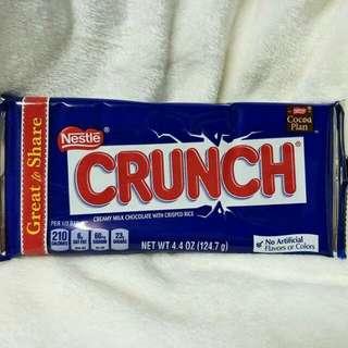 Crunch 124.7g