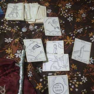 Witchcraft Service/oracle readings