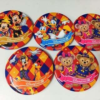Disney 迪士尼襟章
