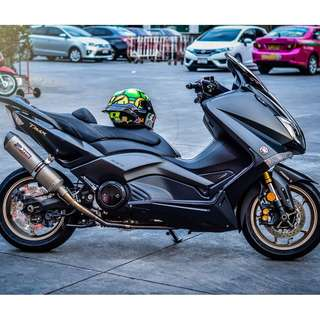 Devil Exhaust Systems Singapore Yamaha TMAX 530 2017 2018 Euro 4 Ready Stock ! Promo ! Do Not PM ! Kindly Call Us !