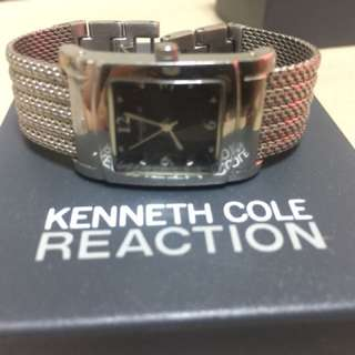 Authentic Kenneth Cole wristwatch