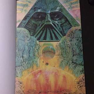 """Poster #15 From """"Star Wars A Poster Collection"""""""