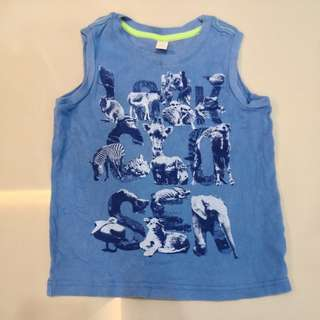 Esprit Sleeveless Shirt (2-3y)