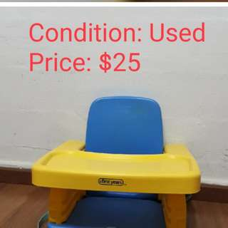 Baby Chair/ Booster Baby Chair