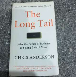 The Long Tail - Why the Future of Business is Selling Less of More by Chris Anderson