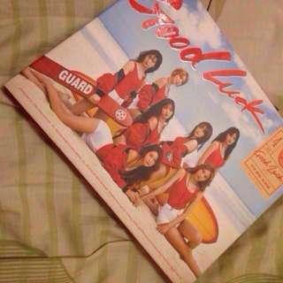 AOA Good Luck Album #CNY88