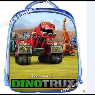 Instocks Dinotrux Bag
