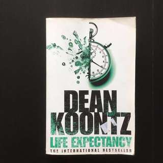 DEAN KOONTZ - Life Expectancy
