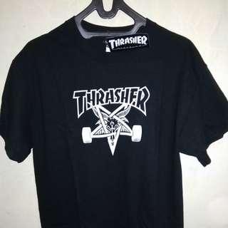 Thrasher skategoat T-shirt (black)